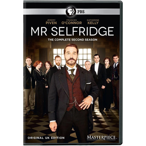 Mr. Selfridge: The Complete Second Season [DVD Box Set]