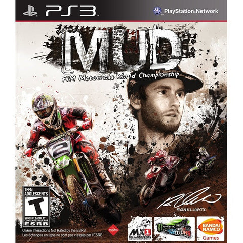 MUD - FIM Motocross World Championship [PlayStation 3]