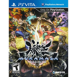 Muramasa Rebirth [Sony PS Vita]