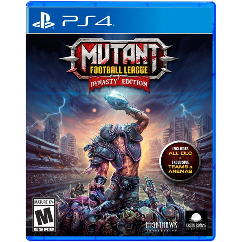Mutant Football League - Dynasty Edition [PlayStation 4]