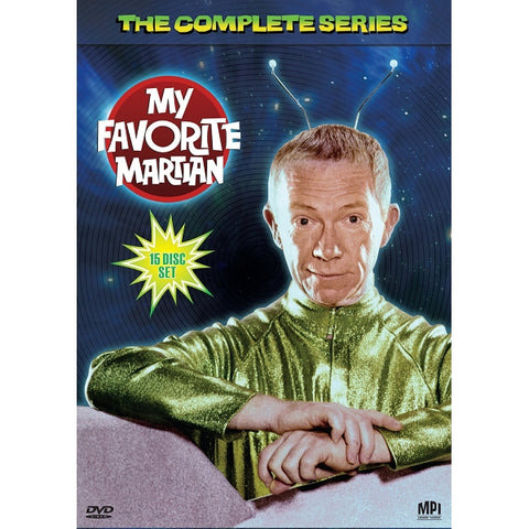 My Favorite Martian - The Complete Series [DVD Box Set]