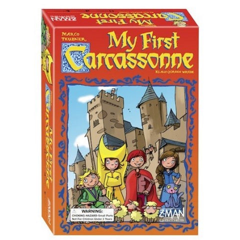 My First Carcassonne [Board Game, 2-4 Players]