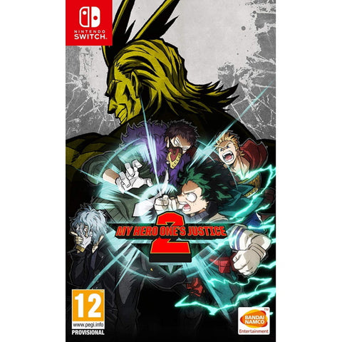 My Hero One's Justice 2 [Nintendo Switch]