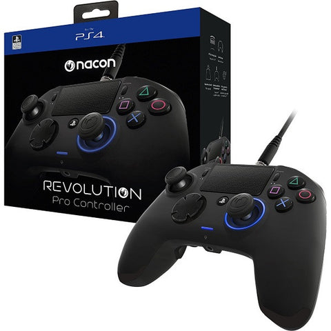 NACON Revolution PRO ELITE Controller [PlayStation 4 Accessory]