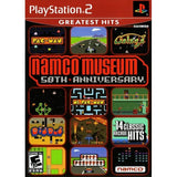 Namco Museum 50th Anniversary Arcade Collection [PlayStation 2]