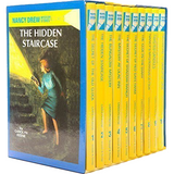 The Nancy Drew Mystery Collection [10 Hardcover Book Set]