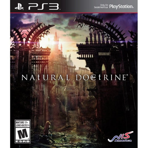 NAtURAL DOCtRINE [PlayStation 3]