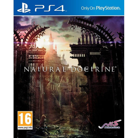 NAtURAL DOCtRINE [PlayStation 4]