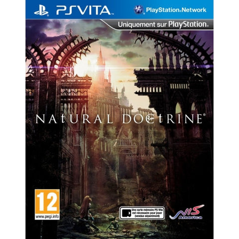 NAtURAL DOCtRINE [Sony PS Vita]