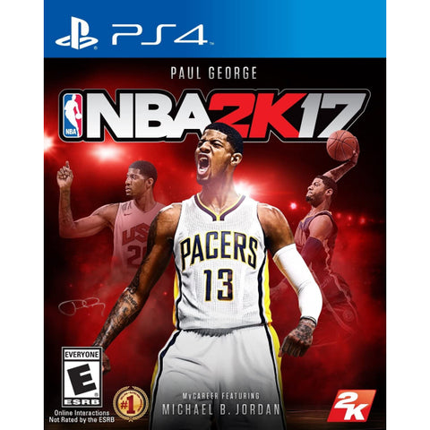 NBA 2K17 [PlayStation 4]