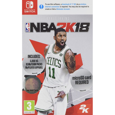 NBA 2K18 [Nintendo Switch]