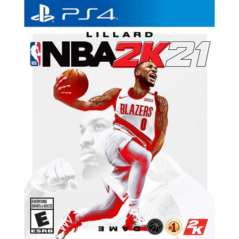 NBA 2K21 [PlayStation 4]