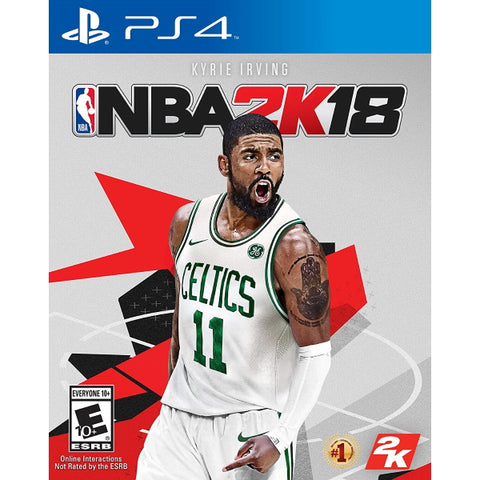NBA 2K18 [PlayStation 4]