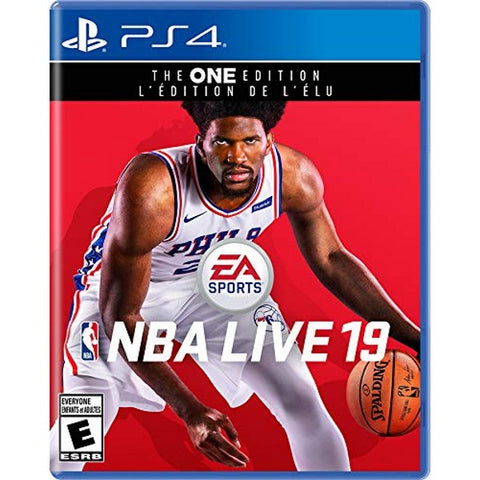 NBA Live 19 - The One Edition [PlayStation 4]