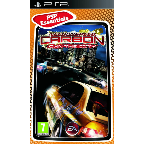 Need For Speed Carbon: Own The City [Sony PSP]