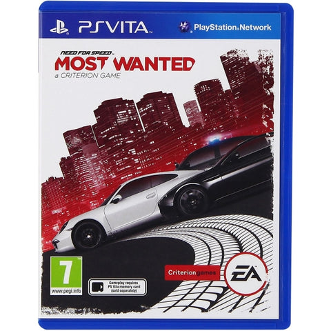 Need for Speed: Most Wanted [Sony PS Vita]
