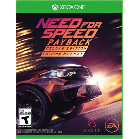 Need for Speed Payback - Deluxe Edition [Xbox One]