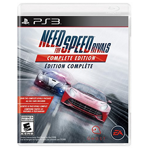 Need for Speed: Rivals - Complete Edition [PlayStation 3]