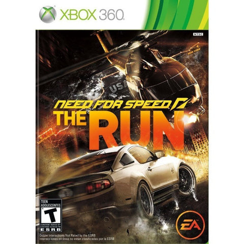 Need for Speed: The Run [Xbox 360]
