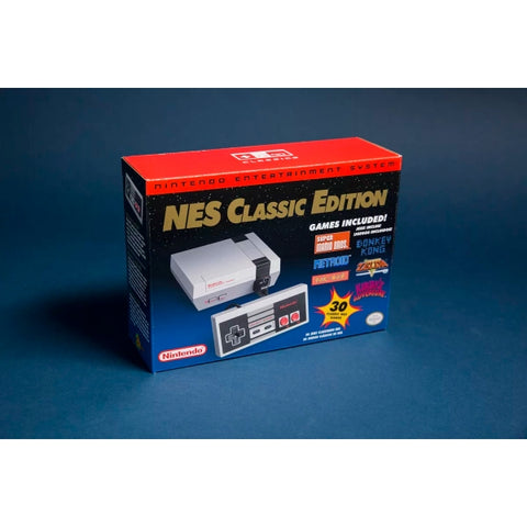 Nintendo Entertainment System Classic Mini Edition [Retro System]