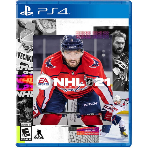 NHL 21 [PlayStation 4]