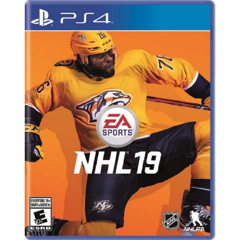 NHL 19 [PlayStation 4]