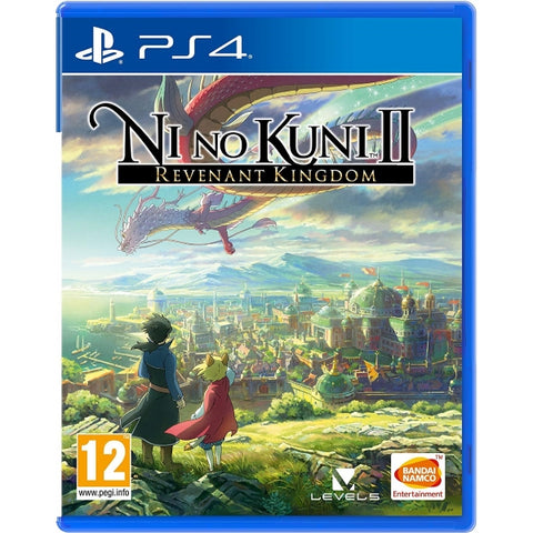 Ni no Kuni II: Revenant Kingdom [PlayStation 4]