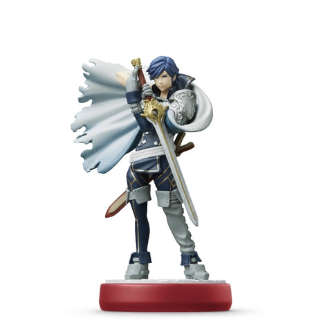 Chrom Amiibo - Fire Emblem Series [Nintendo Accessory]
