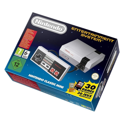 Nintendo Entertainment System NES Classic Mini - PAL Edition [Retro System]