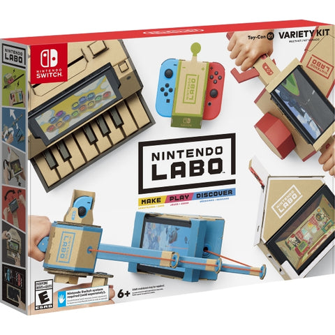 Nintendo Labo - Variety Kit [Nintendo Switch]