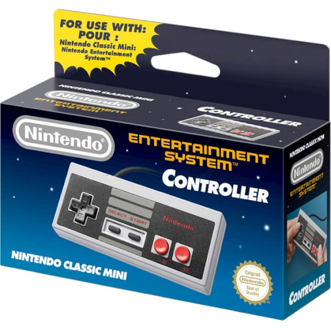 Nintendo Entertainment System NES Classic Mini Wired Controller - PAL Edition [Retro Accessory]