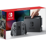 Nintendo Switch Console - Gray Joy‑Con [Nintendo Switch System]