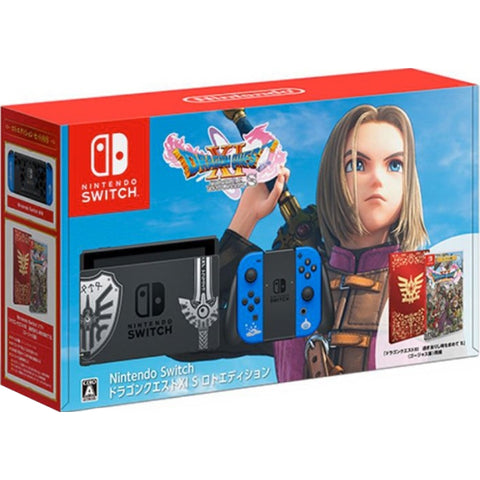 Nintendo Switch Console - Dragon Quest XI S: Echoes of an Elusive Age - Limited Edition [Nintendo Switch System]