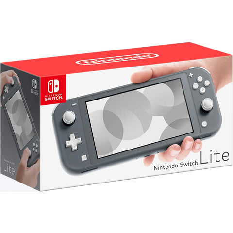 Nintendo Switch Lite Console - Gray [Nintendo Switch System]