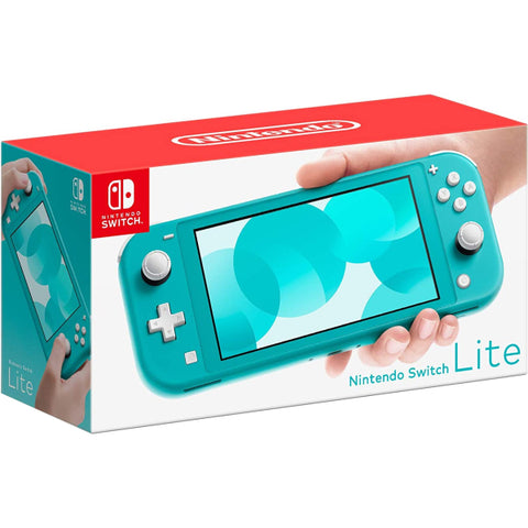 Nintendo Switch Lite Console - Turquoise [Nintendo Switch System]