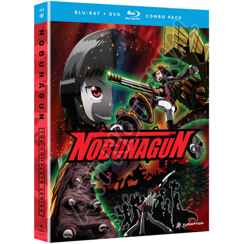 Nobunagun: The Complete Series [Blu-Ray + DVD Box Set]