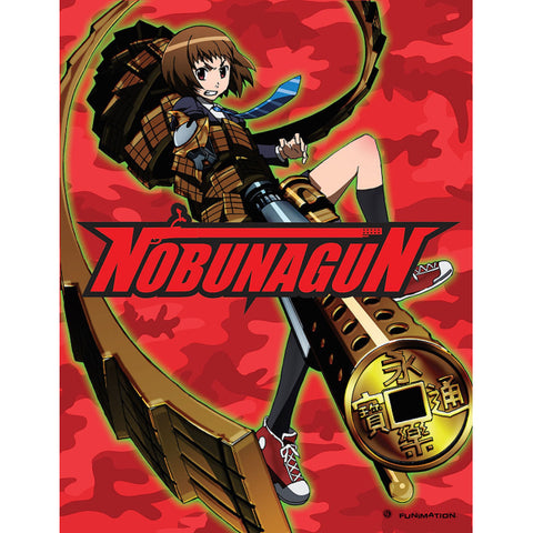 Nobunagun: The Complete Series - Limited Edition [Blu-Ray + DVD Box Set]