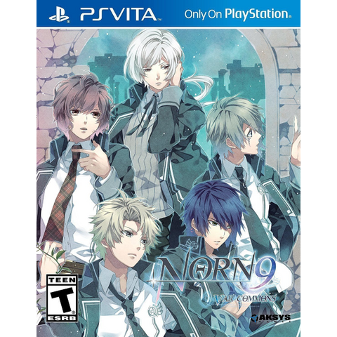 Norn9: Var Commons [Sony PS Vita]