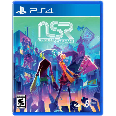 No Straight Roads [PlayStation 4]