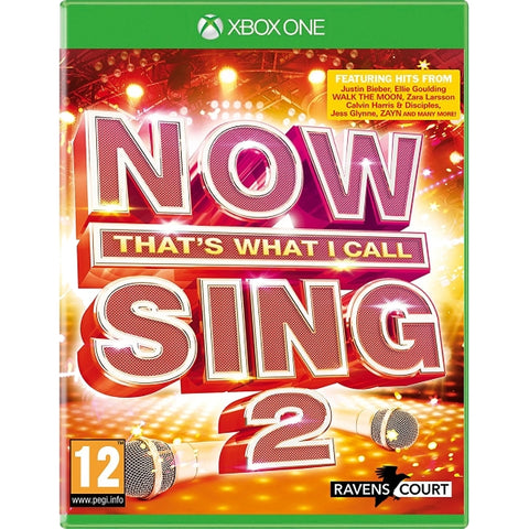 Now That's What I Call Sing 2 [Xbox One]