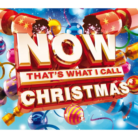 Now That's What I Call Christmas [Audio CD]