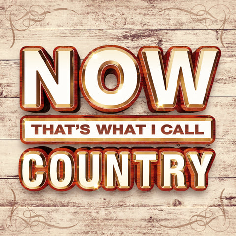 Now That's What I Call Country [Audio CD]