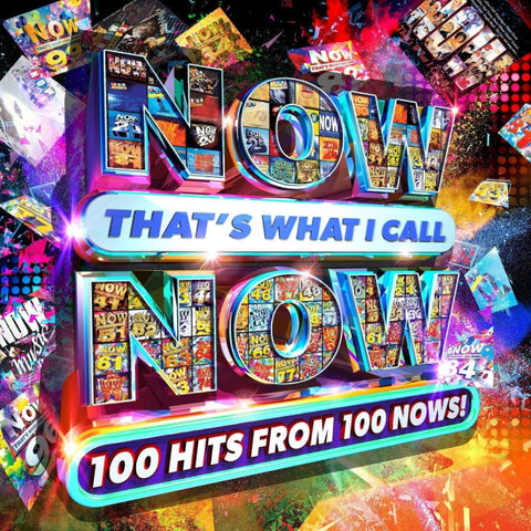 Now Thats What I Call Now [Audio CD]