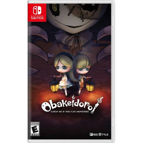 Obakeidoro: Catch Me If You Can Monsters! [Nintendo Switch]