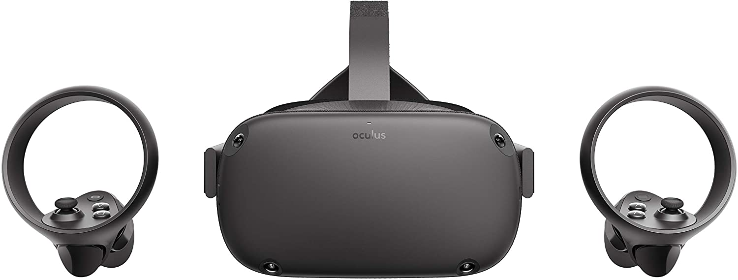 Oculus Quest All-In-One VR Gaming Headset – 64GB [Electronics]