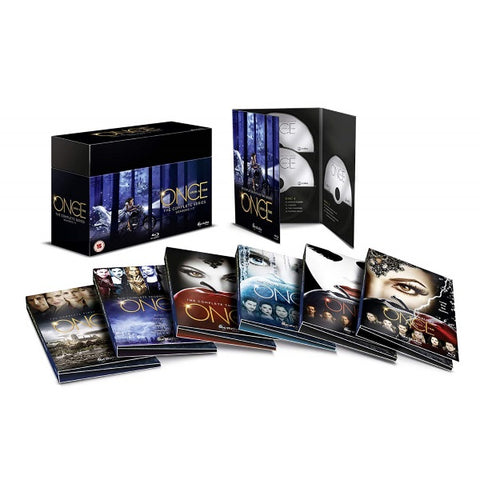 Once Upon a Time: The Complete Series - Seasons 1-7 [Blu-Ray Box Set]