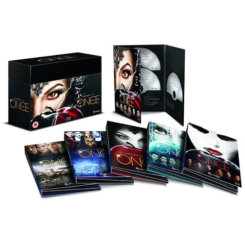 Once Upon a Time: The Complete Seasons 1-6 [Blu-Ray Box Set]