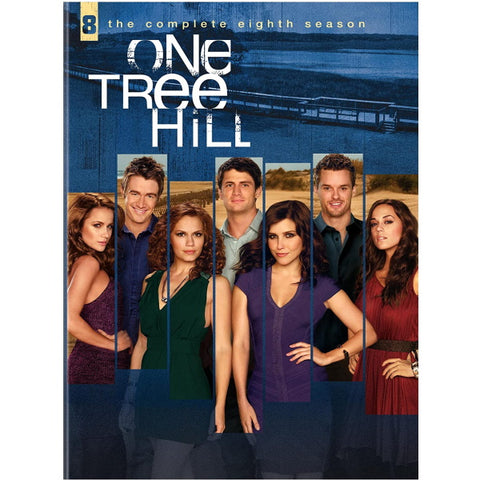 One Tree Hill: The Complete Eighth Season [DVD Box Set]