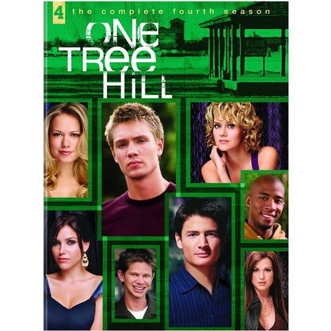 One Tree Hill: The Complete Fourth Season [DVD Box Set]