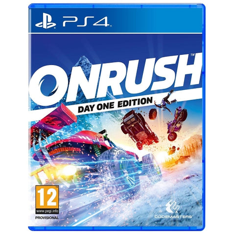 ONRUSH - Day One Edition [PlayStation 4]